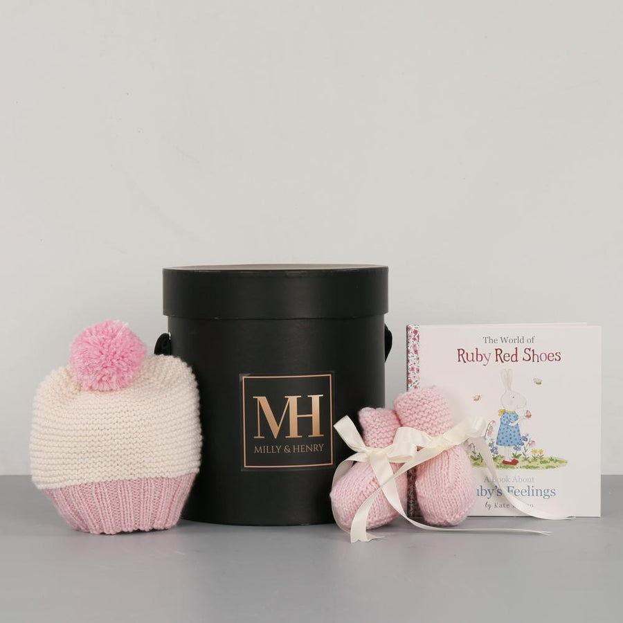 Iconic Girl Baby Hamper