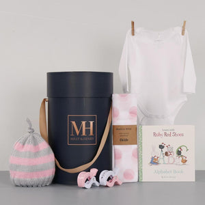 Little Playful Girl Baby Hamper