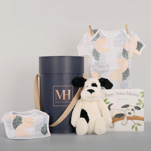 Puppy Love Unisex Hamper