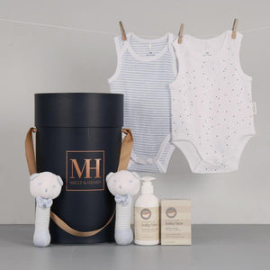 Twin Gorgeous Baby Boy Hamper