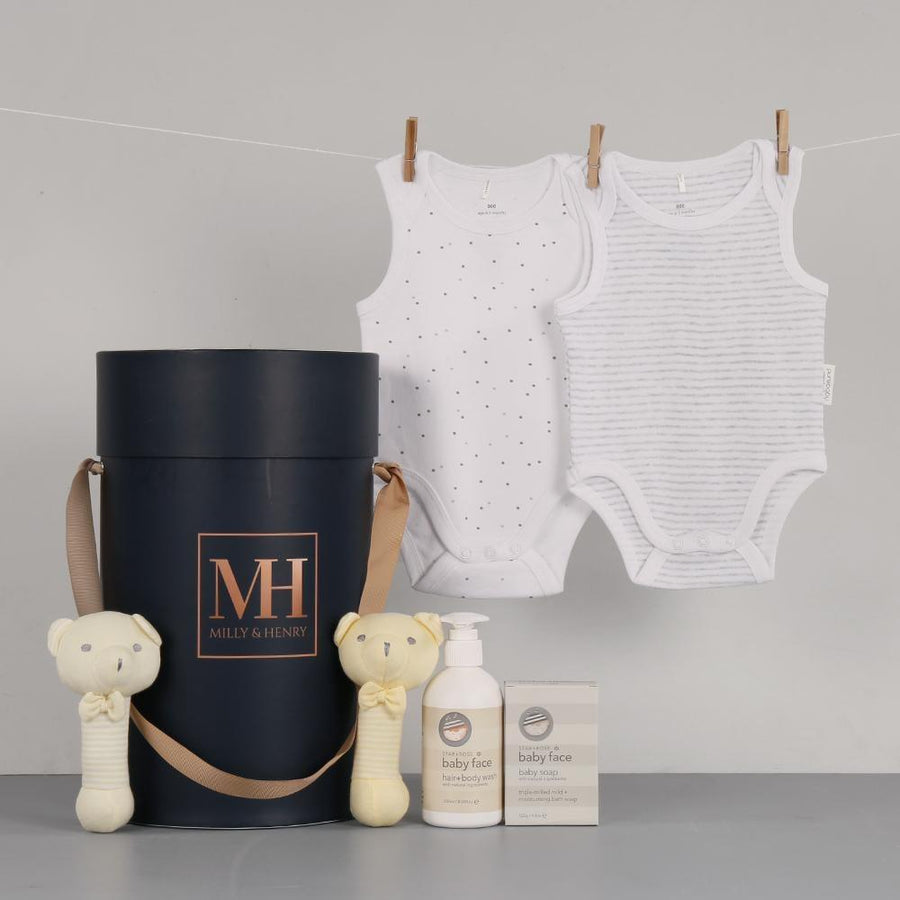 Twin Gorgeous Baby Unisex Hamper