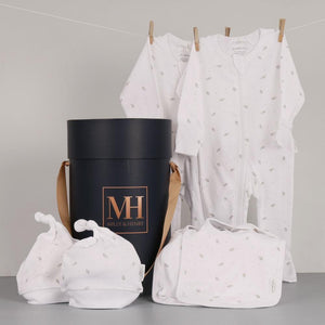 Twin Baby Unisex Hamper