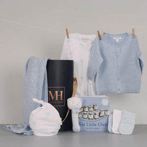 Cherish Boy Baby Hamper
