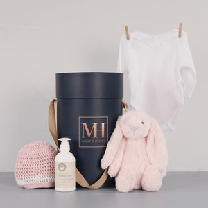 Bundle of Joy Girl Baby Hamper