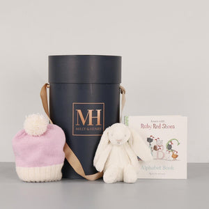 Sunshine Girl Baby Hamper