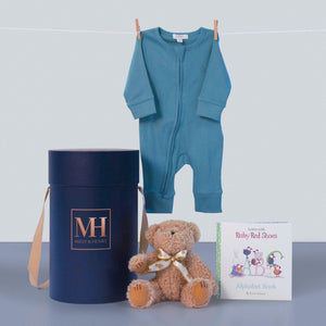 Essential Baby Boy Hamper