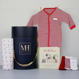 Red Star Baby Hamper