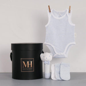 Adorable Baby Boy Hamper