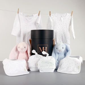 Twin Baby Boys & Girl Hamper