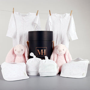 Twin Baby Girls Hamper