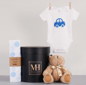 Perfect Prince Baby Boy Hamper