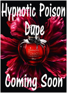 Hypnotic Poison Dupe Wax Melts - Coming Soon!!