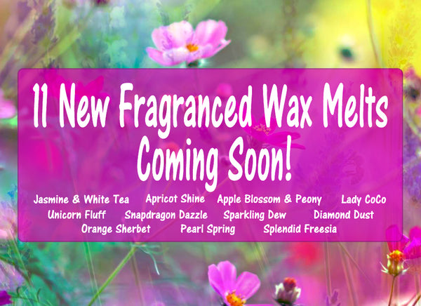 new wax melts