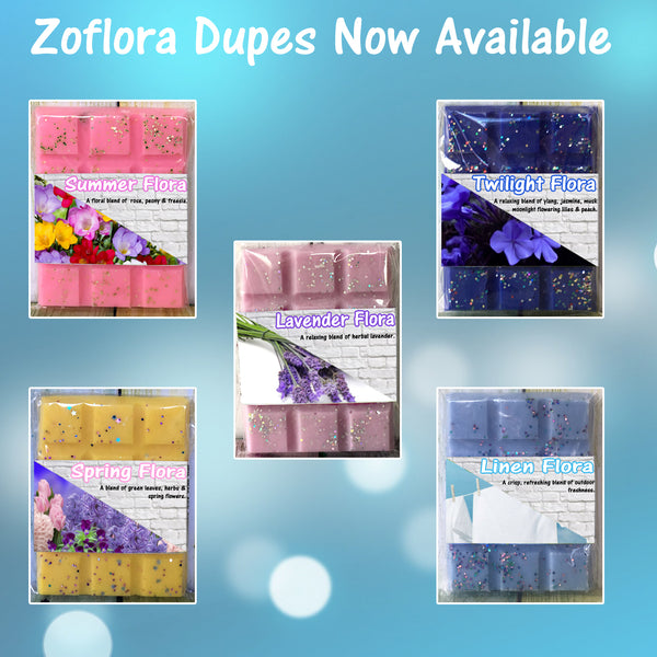 zoflora wax melts