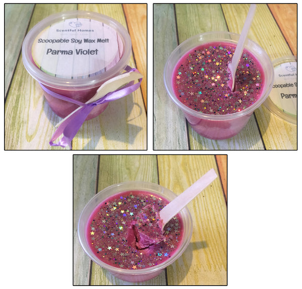Twilight Moon (L*SH Dupe)  ~ Fragranced Wax Melts