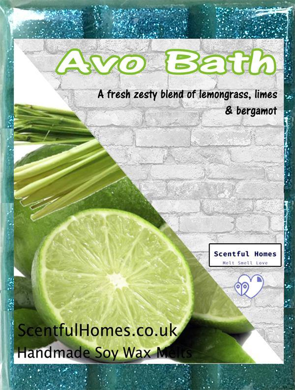 Avo Bath ~ Fragrant Wax Melts