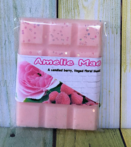 Amelie Mae (L*SH Dupe) ~ Fragrant Wax Melts Snap Bar ~ Tarts Pot