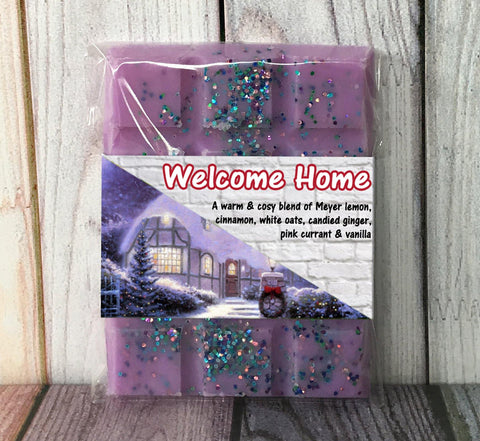 Welcome Home ~ Fragranced Wax Melts - Scentful Homes