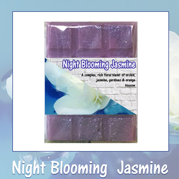 Night Blooming Jasmine ~ Scented Wax Melts