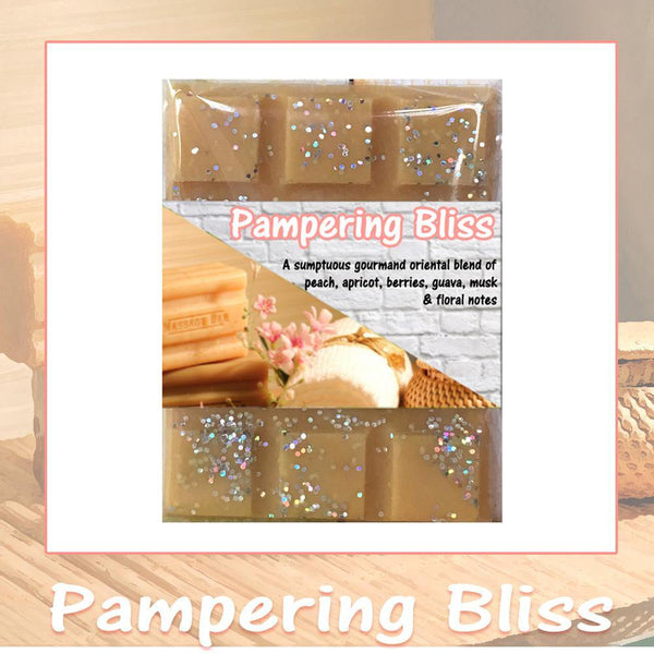 Pampering Bliss ~ Fragrant Wax Melts