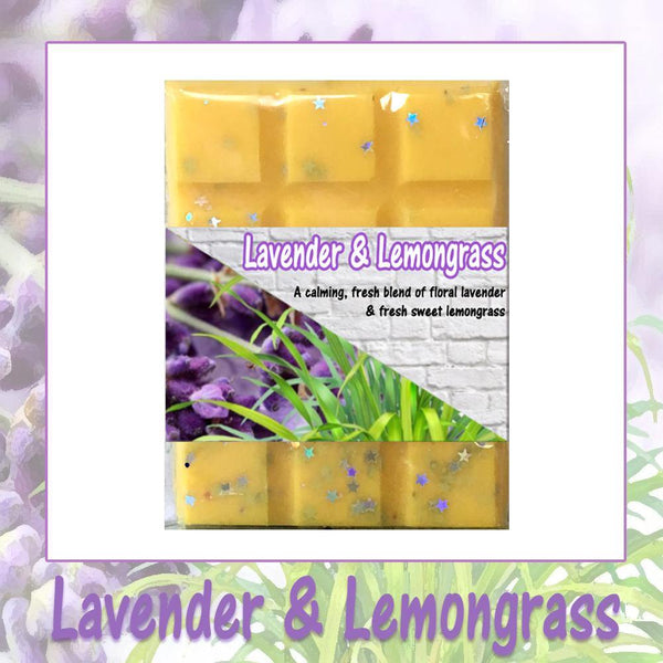 Lavender & Lemongrass ~ Fragrant Wax Melts