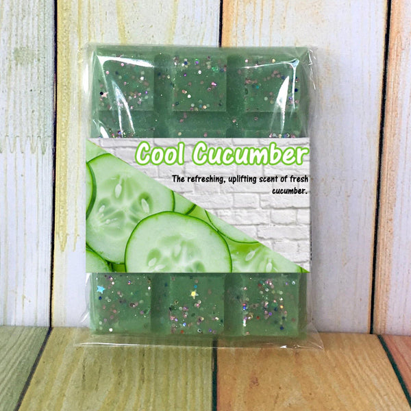 Cool Cucumber ~ Fragranced Wax Melts