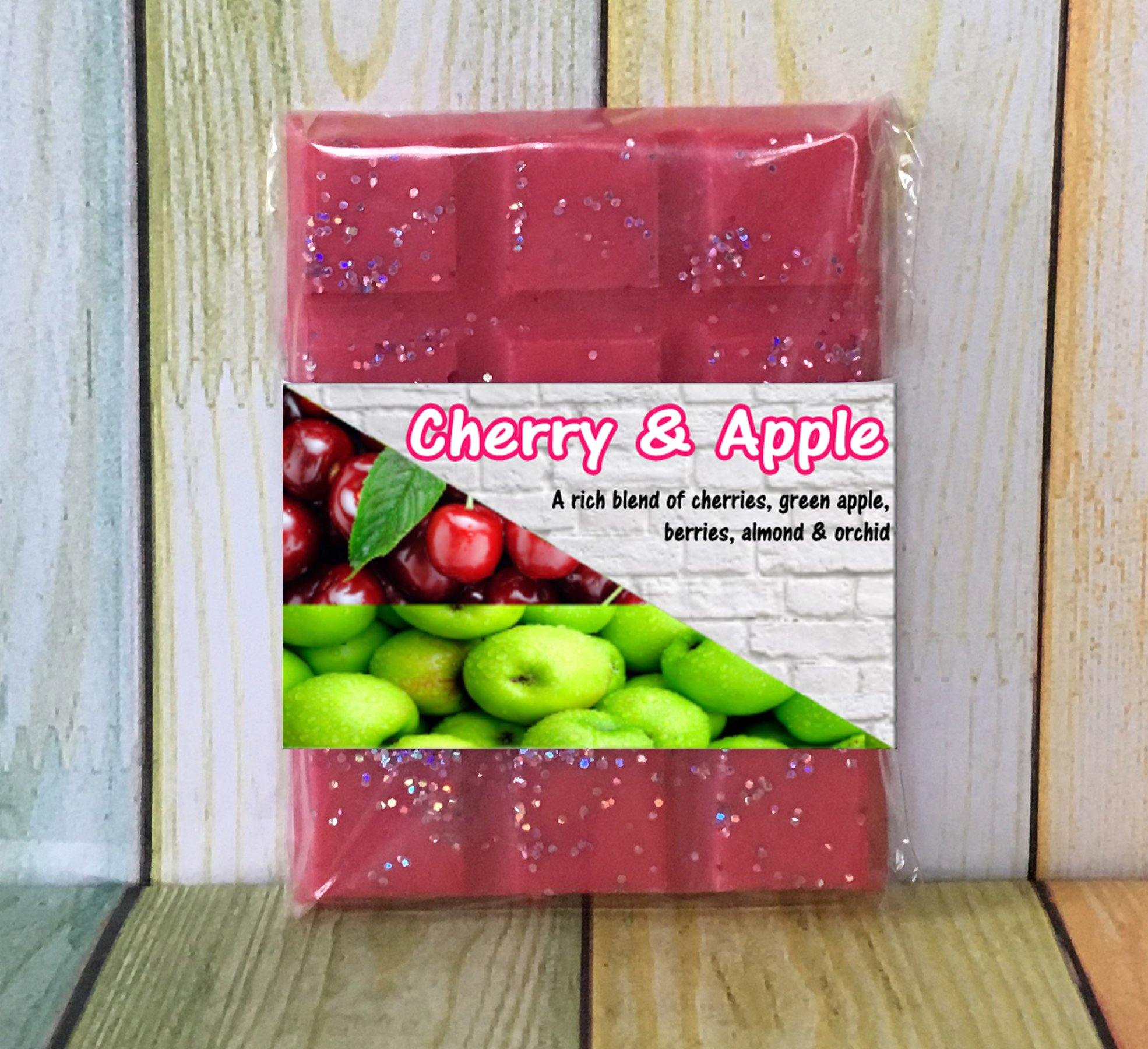 Cherry & Apple ~ Fragranced Wax Melts