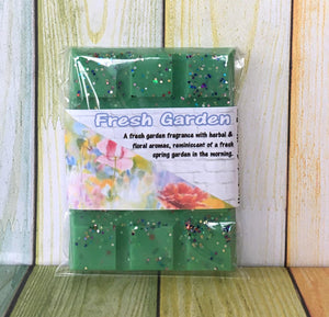 Fresh Garden ~ Fragranced Wax Melts