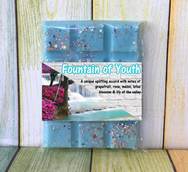 Fountain Of Youth ~ Fragranced Wax Melts