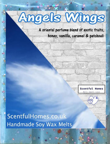 Angels Wings ~ Fragrant Wax Melts