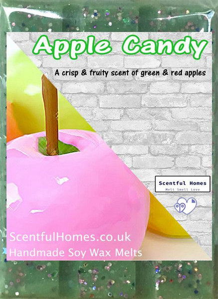 Apple Candy ~ Fragranced Wax Melts