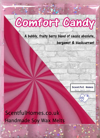 Comfort Candy ~ Scented Wax Melts