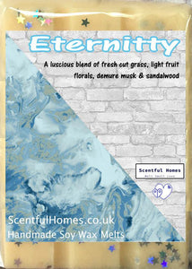 Eternitty ~ Scented Wax Melts