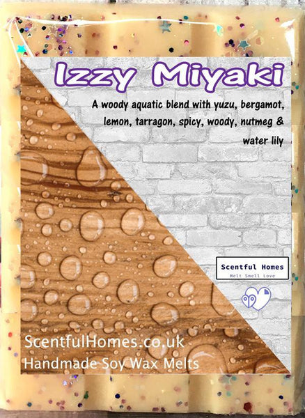 Izzy Miyaki - Fragranced Wax Melts