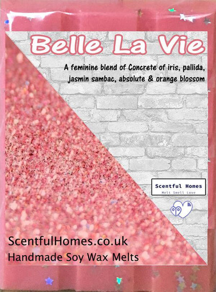 Belle La Vie ~ Fragranced Wax Melts