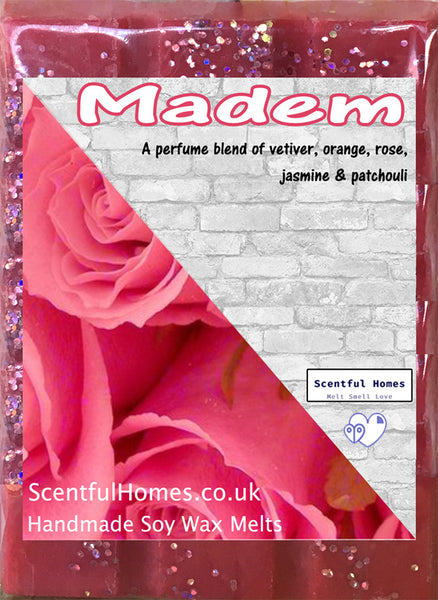 Madem ~ Scented Wax Melts