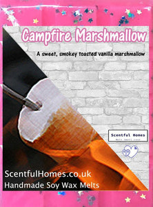 Campfire Marshmallow ~ Scented Wax Melts