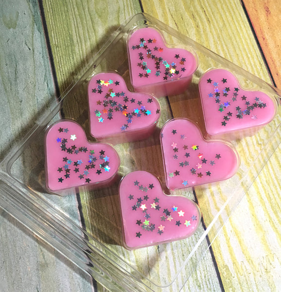 Heart Spell (Perfume Type) ~  Fragrant Wax Melts