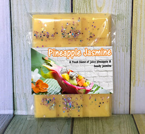 Pineapple Jasmine ~ Fragranced Wax Melts
