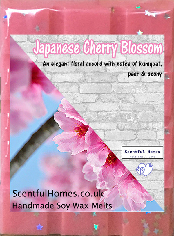 Japanese Cherry Blossom Wax Melts