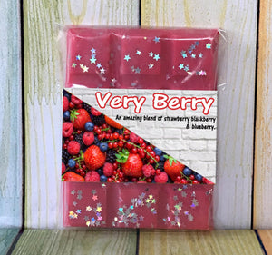 Very Berry ~ Scented Wax Melts - Scentful Homes