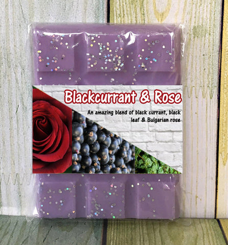 Black Currant & Rose ~ Fragrant Wax Melts
