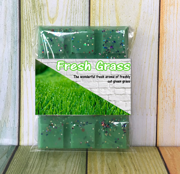 Fresh Cut Grass ~ Fragrant Wax Melts