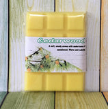 Cedarwood Essential Oil ~ Fragranced Wax Melts