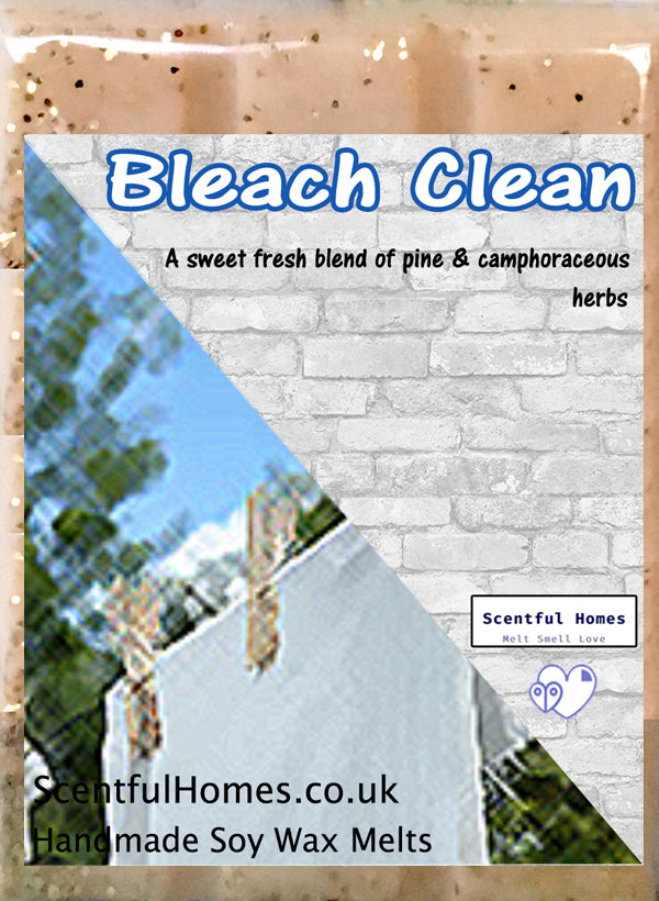 Bleach Clean Wax Melts