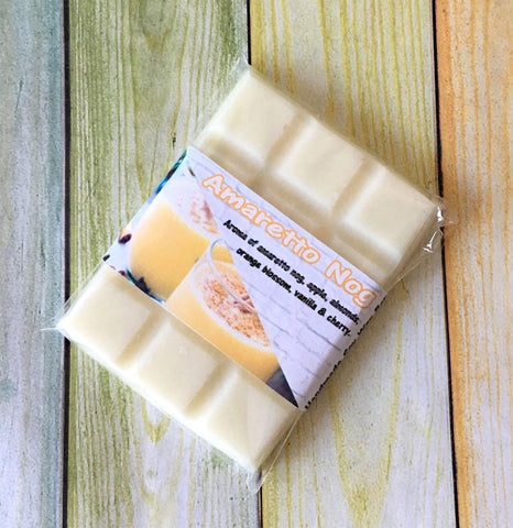 Amaretto Nog ~ Fragrant Wax Melts