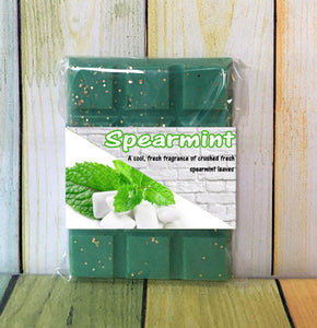 Spearmint ~ Fragranced Wax Melts