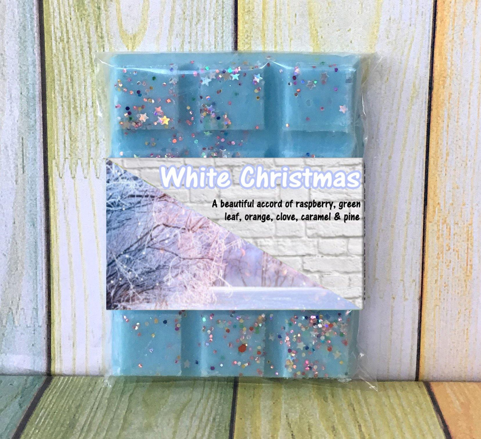 White Christmas ~ Fragranced Wax Melts