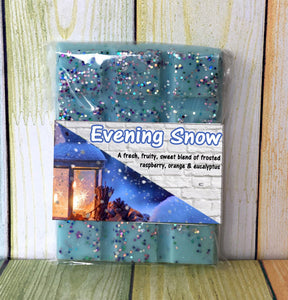 Evening Snow ~ Scented Wax Melts