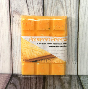 Custard Cream ~ Candle Wax Melts